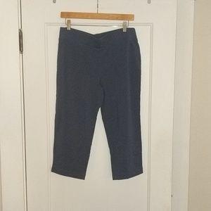 J. Jill cropped leggings, size M